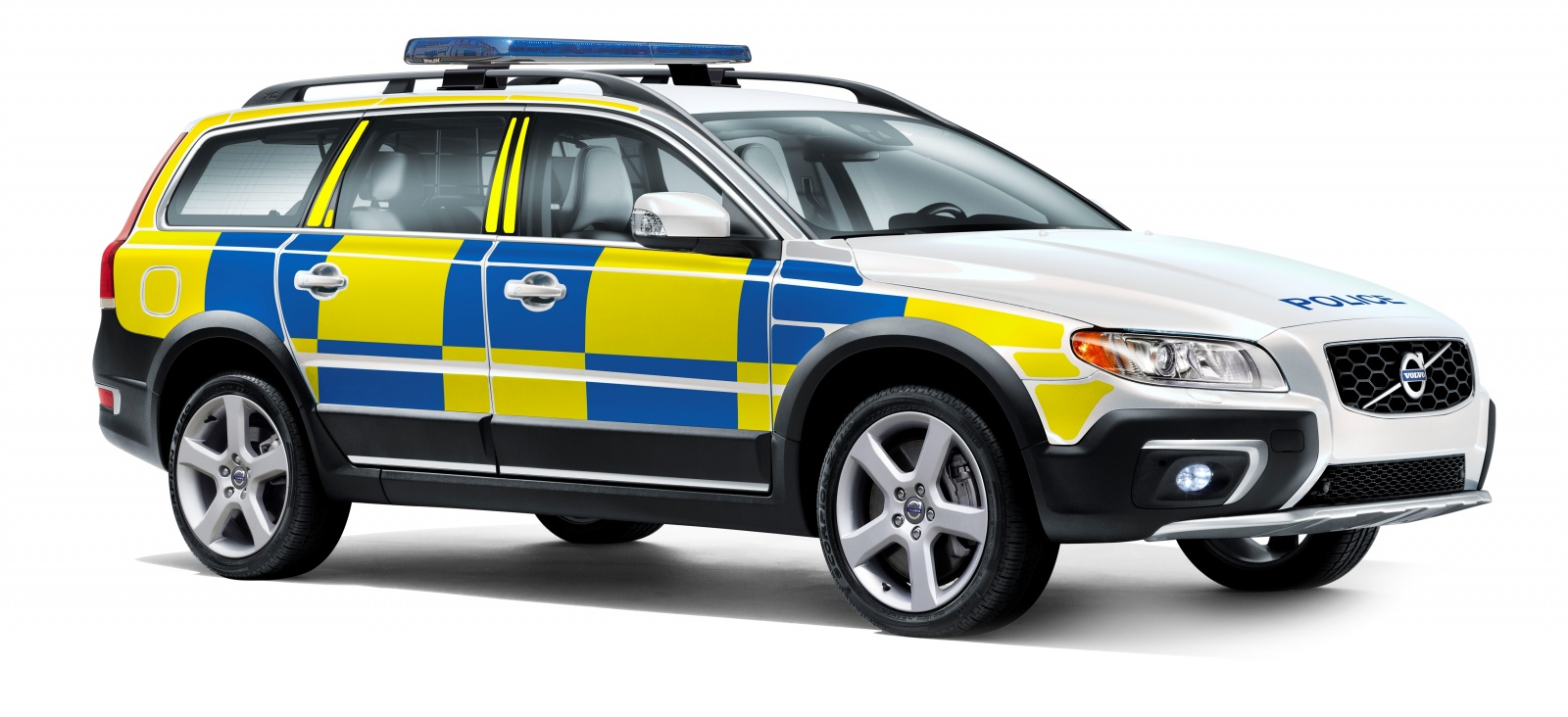Police car visiting nursery - Wed 11th May - Cramond Primary School ...